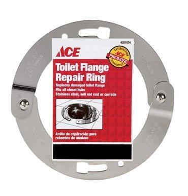 Toilet Flange Repair Ring (014713) - Faucet Flanges - Amazon com