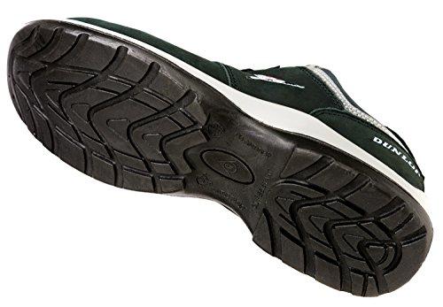 Dunlop Scarpe Di Sicurezza Freccia Che Vola Lavorano S3 Scarpa Con Puntale, Atletico E Traspiranti, Colori Diversi. + Bag Schu Asso Nero Gratis