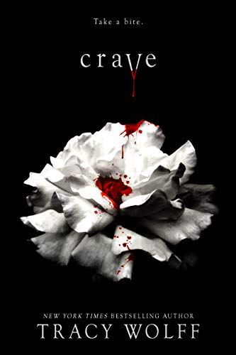 Crave by [Wolff, Tracy]