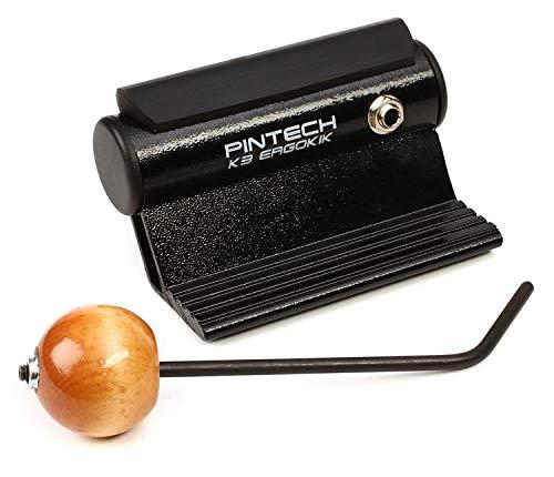 Pintech Percussion K3-B Black K-3 Ergokik Kick Trigger Patented Design by Pintech Percussion