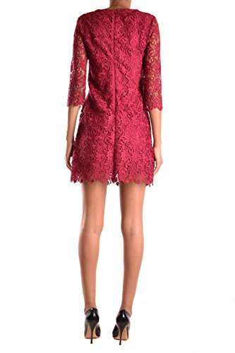 Polyester Scervino Ermanno Damen AB62717 Fuchsia Kleid IZggOxd