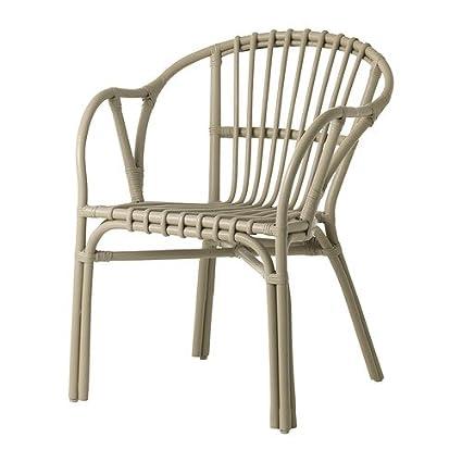 Ikea HOLMSEL - Butaca, Gris: Amazon.es: Hogar