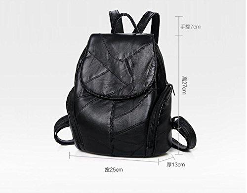 Chers Tous Fashion Sac Étudiant Loisirs Match Bag Bag Lady Nouvelles Sacs Meaeo Sac Ux85X5