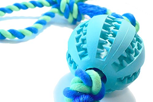 Virtually-Indestructible-Dog-Ball-With-Rope-Toy-Durable-Bite-Resistant-Launcher-Thrower-for-Playing-Fetch-w-K-9-Training-Chew-Balls-and-Tug-of-War-Launcher