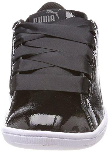 Ribbon Mujer Black Vikky puma para Black Zapatillas Negro Puma 01 P Puma XU5wqvq