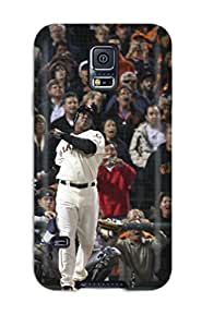 Best 7054481K925579940 san francisco giants MLB Sports & Colleges best Samsung Galaxy S5 cases