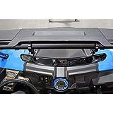 "FidgetFidget Rear View Mirror 15"" Kit with 1.75"" Clamp for Polaris RZRs 570 800 900 1000 Part"