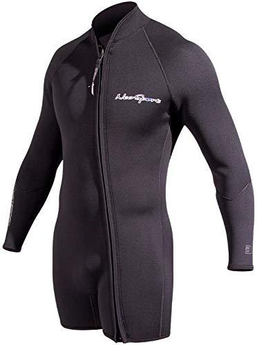 Neosport Men's 7mm Waterman Jacket Black XL by Neo-Sport