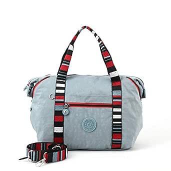 Mindesa Satchels Bags for Women - Light Blue 8017S