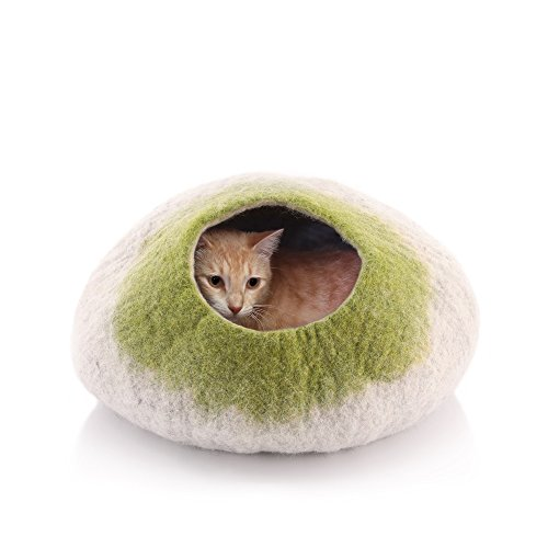 Kittycentric Cozy Cat Cave Bed product image