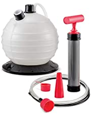 Powerbuilt (647570) Oil/Fluid Extractor - 6.3 Quart Capacity
