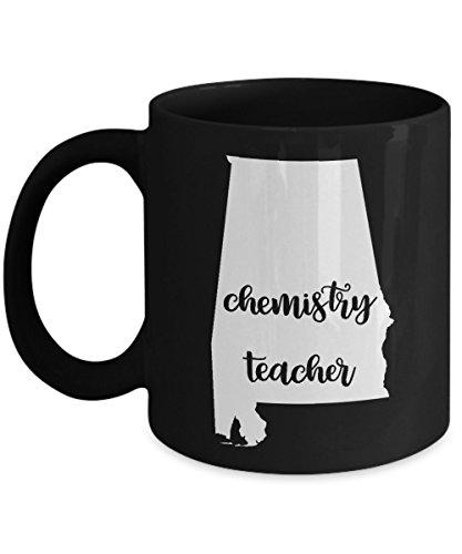 Alabama Chemistry Teacher Home State Back To School Teacher Day Coffee Mug Gift 11oz Alabama Crimson Tide Cd Case