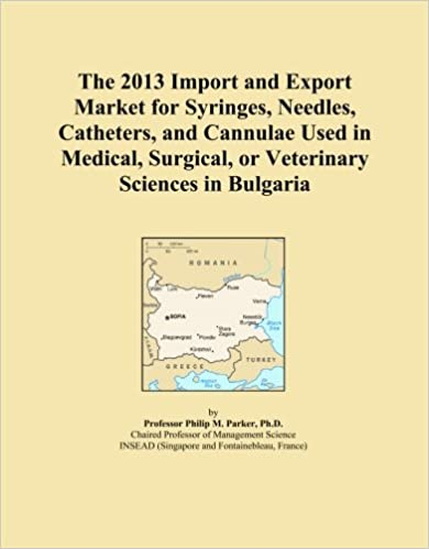 The 2013 Import and Export Market for Syringes, Needles, Catheters, and Cannulae Used in Medical, Surgical, or Veterinary Sciences in Bulgaria