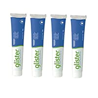 GLISTER 190GM PACK 4 Toothpaste (190 g)