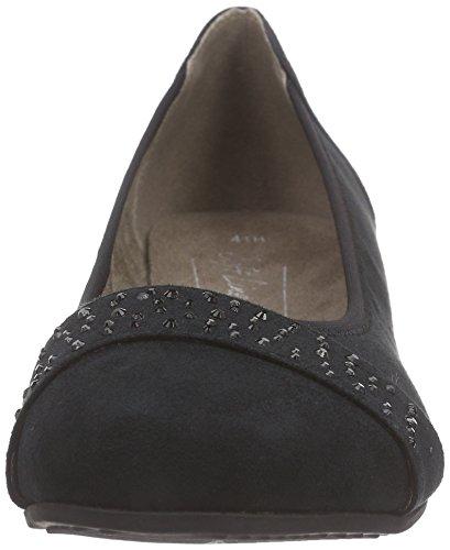 Softline22260 - zapatos de tacón cerrados Mujer Negro - negro