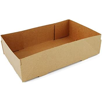 Amazon.com: Southern Champion Tray 0120 Kraft Paperboard 4