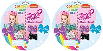 JoJo Siwa Mystery Bows 2 Surprise Bows Inside! Collect all 24! (SET OF