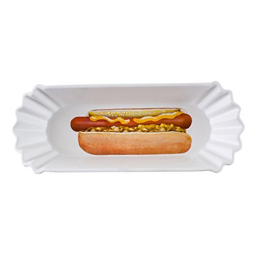 reusable hot dog tray - 7