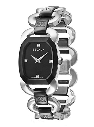 Escada Charlene E2635101 Womens Swiss Quartz Two-Tone Watch