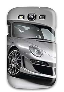 Snap-on Case Designed For Galaxy S3- Porsche Gemballa Gtr 650 Avalanche