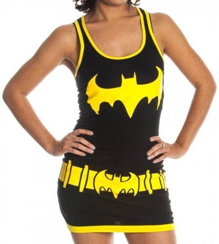Batman+tank+top Products : Batman Character Juniors Tank Dress