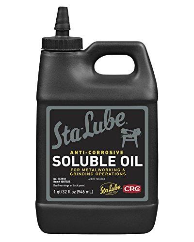 - Sta-Lube SL2512 Soluble Oil, 32 Fl Oz