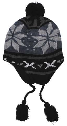 9837b6f548c Image Unavailable. Image not available for. Colour  MFH  Peru Lima Winter  Hat with Fleece Blue Black