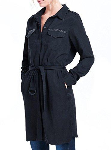 robe only dakota noir