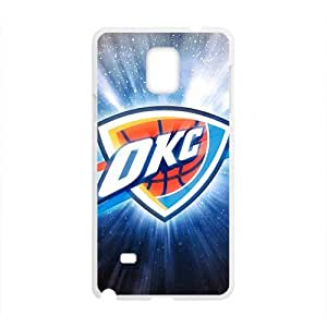 OKC NBAFahionable And Popular Back Case Cover For Samsung Galaxy Note4