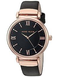 Anne Klein AK2666RGBK Reloj de Diseñador para Mujer