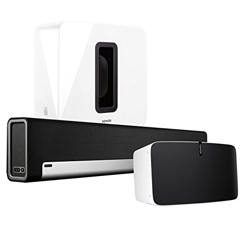 sonos-multi-room-digital-music-system-bundle-playbar-wireless-subwoofer-white-play5-speaker-white