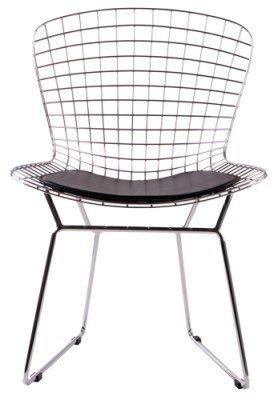 chaise design milano fil de fer: amazon.fr: cuisine & maison - Chaise En Fil De Fer