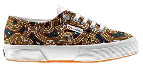 Superga Customized zapatos personalizados Tribal Texture (Zapatos Artesano)