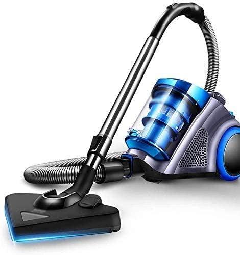 Mopoq Cilindro Aspiradora Aspiradora Tipo Alfombra del hogar del Fuerte desodorización Mini Aspirador de Alta Potencia pequeña 1400w Azul Mejor Aspirador: Amazon.es: Hogar