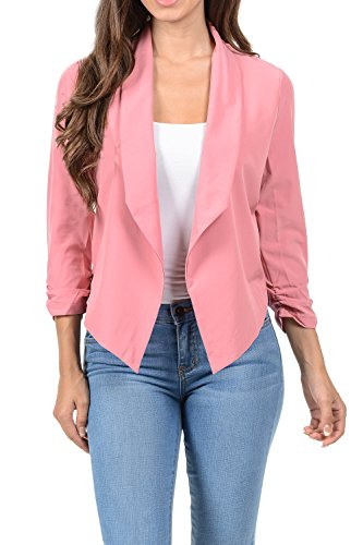 Rose Pink Jacket - 8