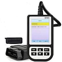 Autool Creator C110+ OBD2 Auto Scanner Engine Airbag/ABS/SRS Diagnostic Fault Code Reader Scan Tool For BMW E36 E46 E90 E91 E92 E93 E39