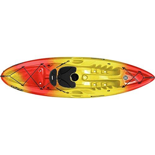 Perception Kayak Tribe Red Tiger Camo