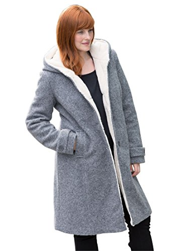 Jessica-London-Womens-Plus-Size-Wool-Coat-With-Faux-Fur-Lining