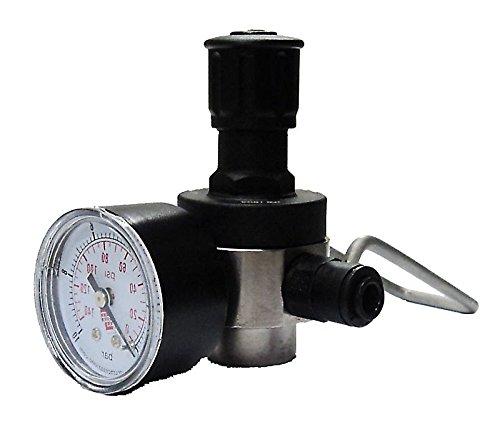 Novacqua - Riduttore Di Pressione Co2 Attaco Bombola Acme / Firetec (Sodastream- Wassermax)
