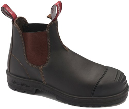- Blundstone Work and Safety Series, Style 990 - Black - 11.5 US