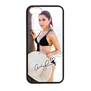 Custom Ariana Grande New Laser Technology Back Cover Case for iPhone 5 5S CLT77