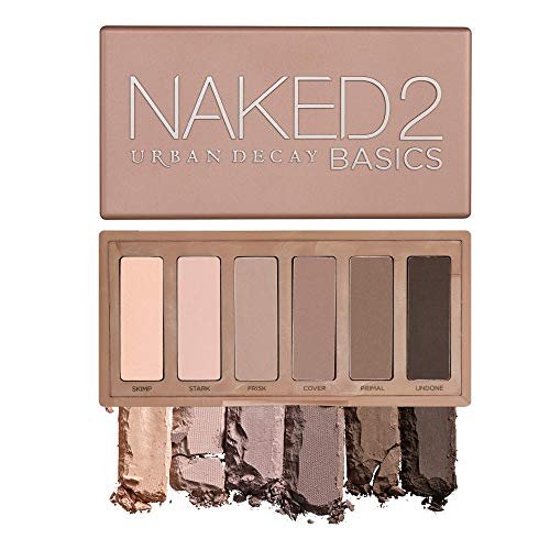 Urban Decay Naked2 Basics Eyeshadow Palette in USA 2021