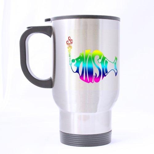 Phish Travel Coffee Mug