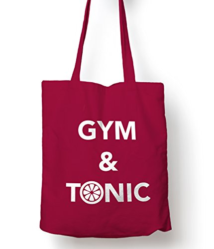 amp; Shopping Tote Gym Tonic Cranberry Bag amp; Gym wFfExa