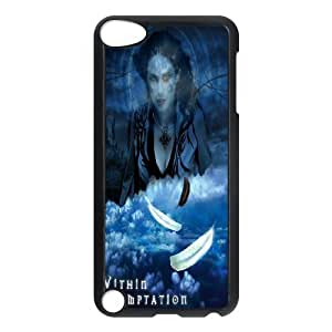 Ipod Touch 5 Phone Case Within Temptation F5K8021