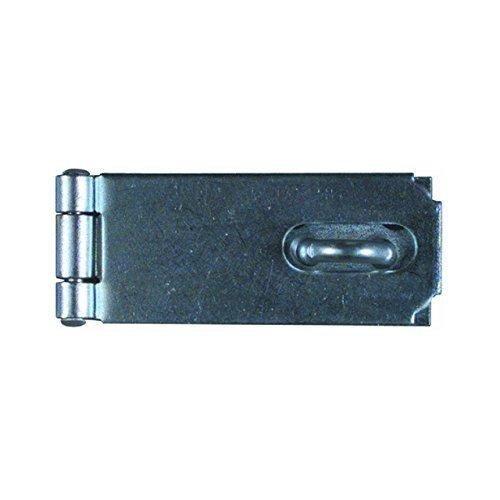 National Hardware V30 2-1/2'' Zinc Plated Safety Hasp pack Of 2