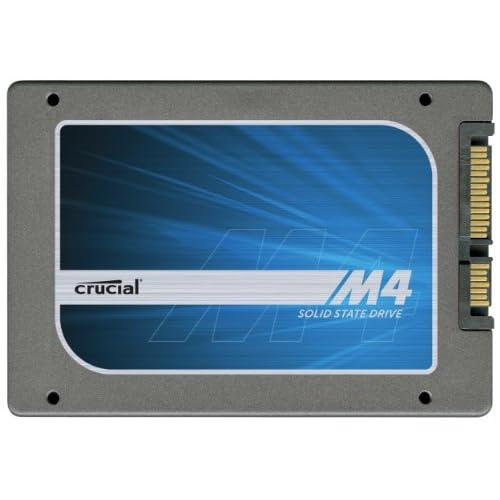 [メーカー3年保証付] Crucial m4 64GB 2.5inch SATA 6Gbit/s CT064M4SSD2