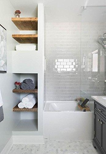 Gray Salon Towel 100% Cotton 16''x27''. Hand Towel - 6 DOZEN (72 Pack) by A&H (Image #5)