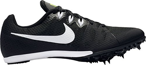 Nike Mens Zoom Rival Md 8 Track And Field Scarpe Us Black / White-volt
