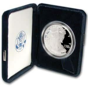 1995-P 1 oz Silver American Eagle - (Proof)